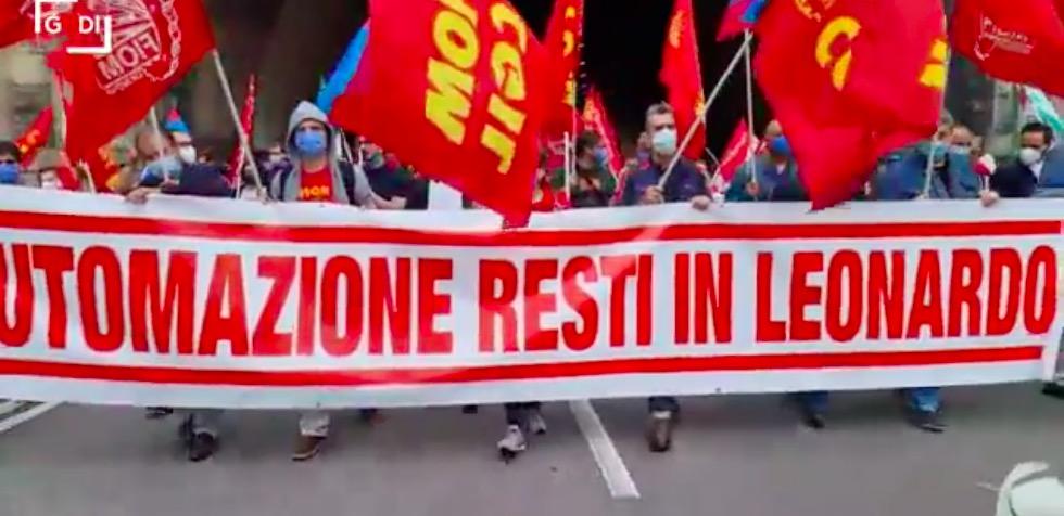 Scandalo in Italia: la riconversione al contrario